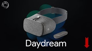 The Rise and Fall of Google Daydream