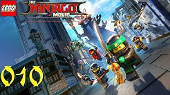 Let's Play Lego NINJAGO Movie VideoGame [100%] #010 Die dunkle Schlucht