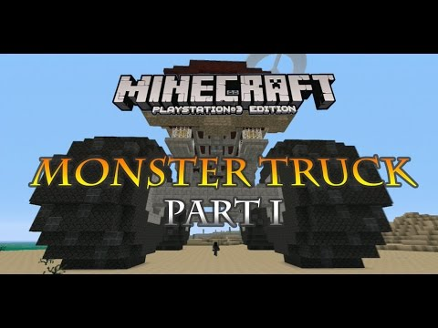 how to build monsters in minecraft