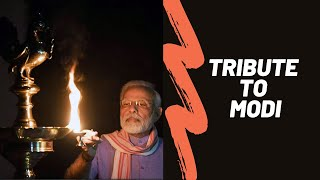 Tribute to Yugapurusha Modi I Namaste Sada Vatsale Maatrubhoomi #Narendra #Modi