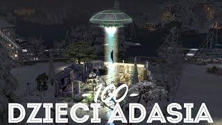 The Sims 4 Pl : Wyzwanie 100 dzieci Adama #139 - Adaś w ciąży??