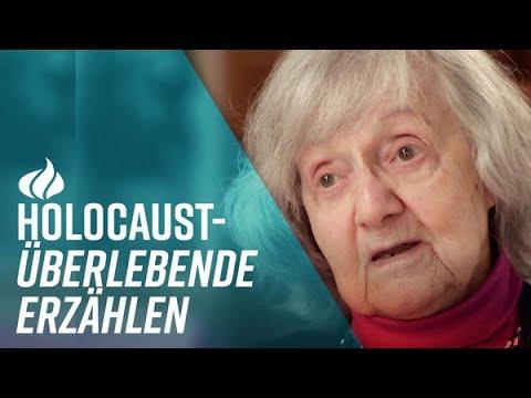 Zeitzeugen berichten\: Wie ich als Jude den Holocaust überlebte | Menschen erleben Gott