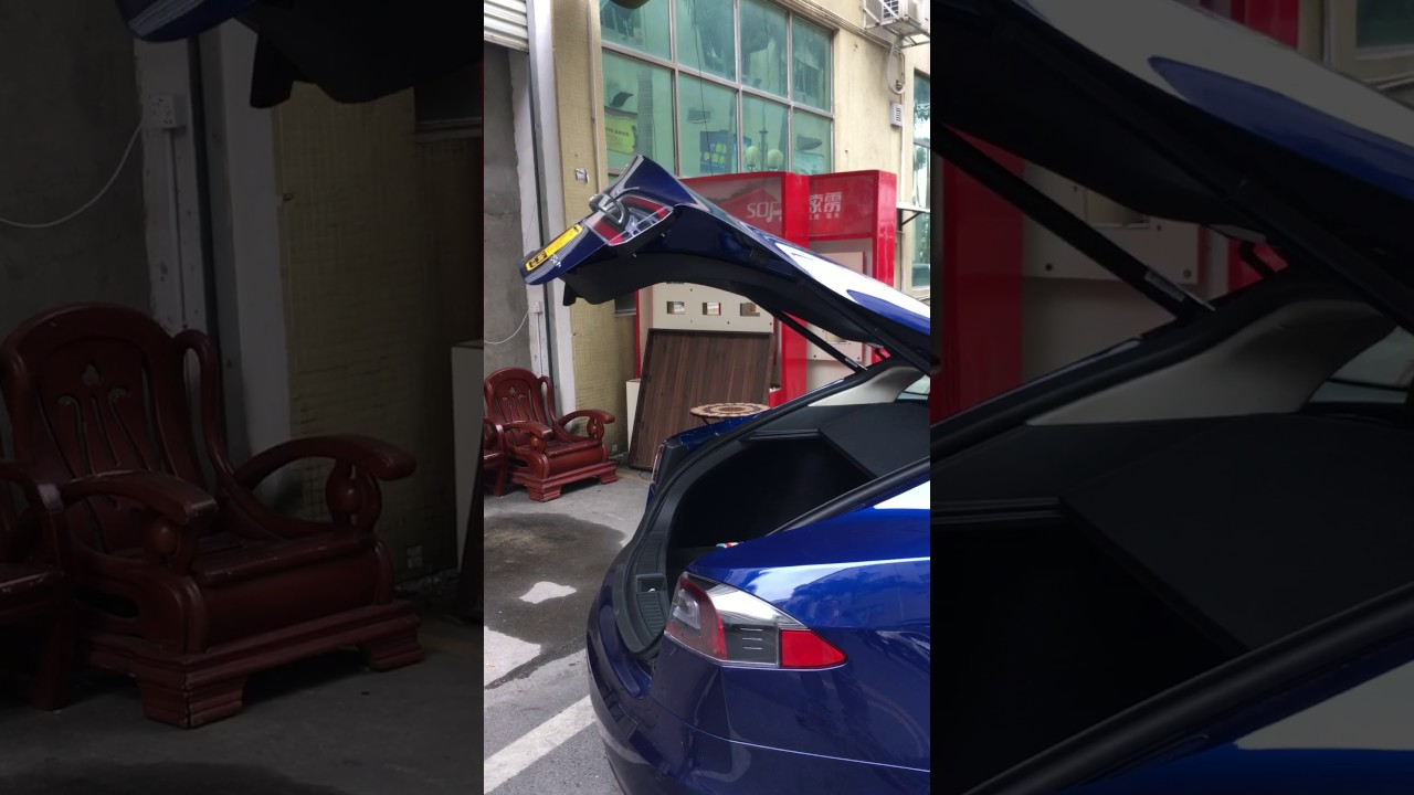 Lift Gate For Tesla Model S