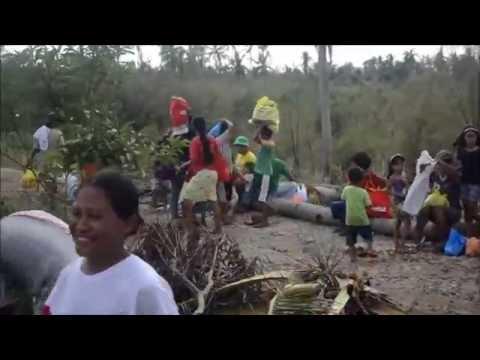 Relief Operation in Northern Cebu
