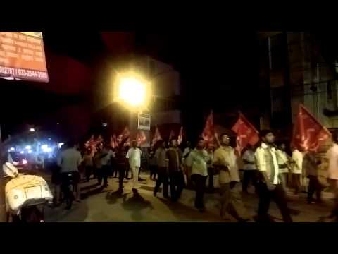 NORTH DUMDUM CPIM MICHIL 2015 part6