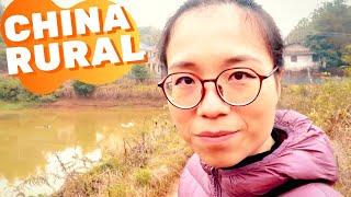 COMO é a ZONA RURAL na CHINA? | Pula Muralha