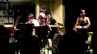 2010.8.11 ラテンアミーゴスライブ at 『ドラム館』 魅惑のライブ~♪ ...