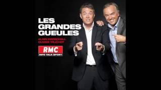 """"""" Les Grandes Gueules """"du 20/05/2016 avec Jérémy Ferrari - RMC Radio"""