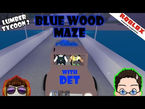 <b>Lumber</b> <b>Tycoon</b> <b>2</b> - BLUE WOOD - Maze <b>Map</b> - 2019 - YouTube