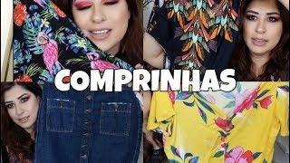 COMPRINHAS EM FAST FASHION - C&A, Forever 21, Renner, Riachuelo