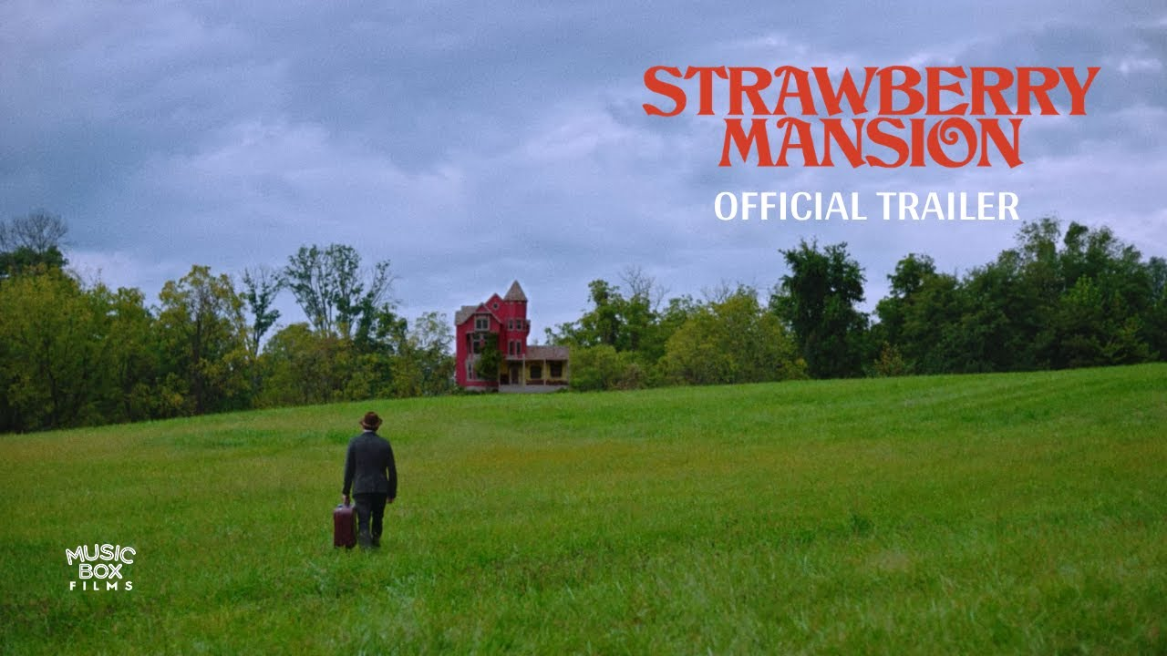 Movie of the Day: Strawberry Mansion (2021) by Kentucker Audley, Albert Birney