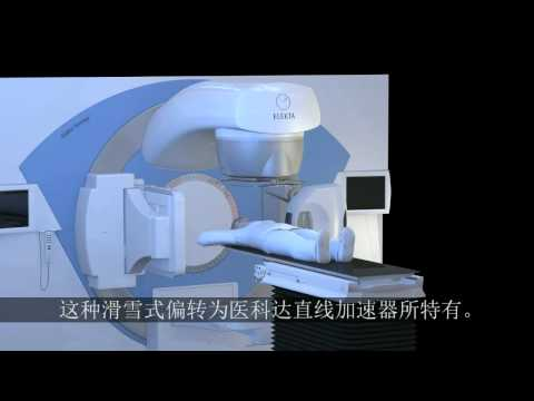 How a linear accelerator works - Chinese
