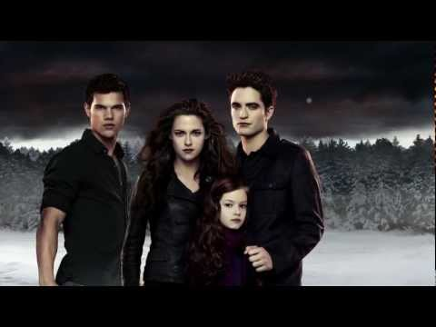 The Twilight Saga: Breaking Dawn - Part 2 (2012) - Blu-ray menu