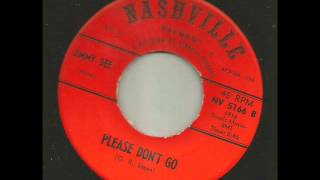[Teener] Jimmy Dee (& Grp.) - Please Don't Go (Nashville 5166) 1964