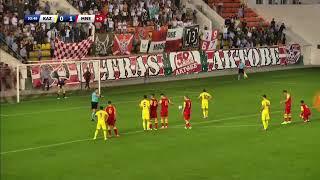 Казахстан - Черногория U-21: Сейдахмет зарабатывает пенальти