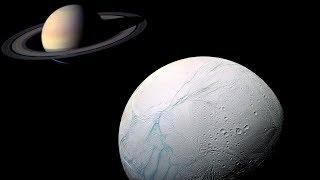 What Would Standing on Oceanic Moon Enceladus Feel Like?