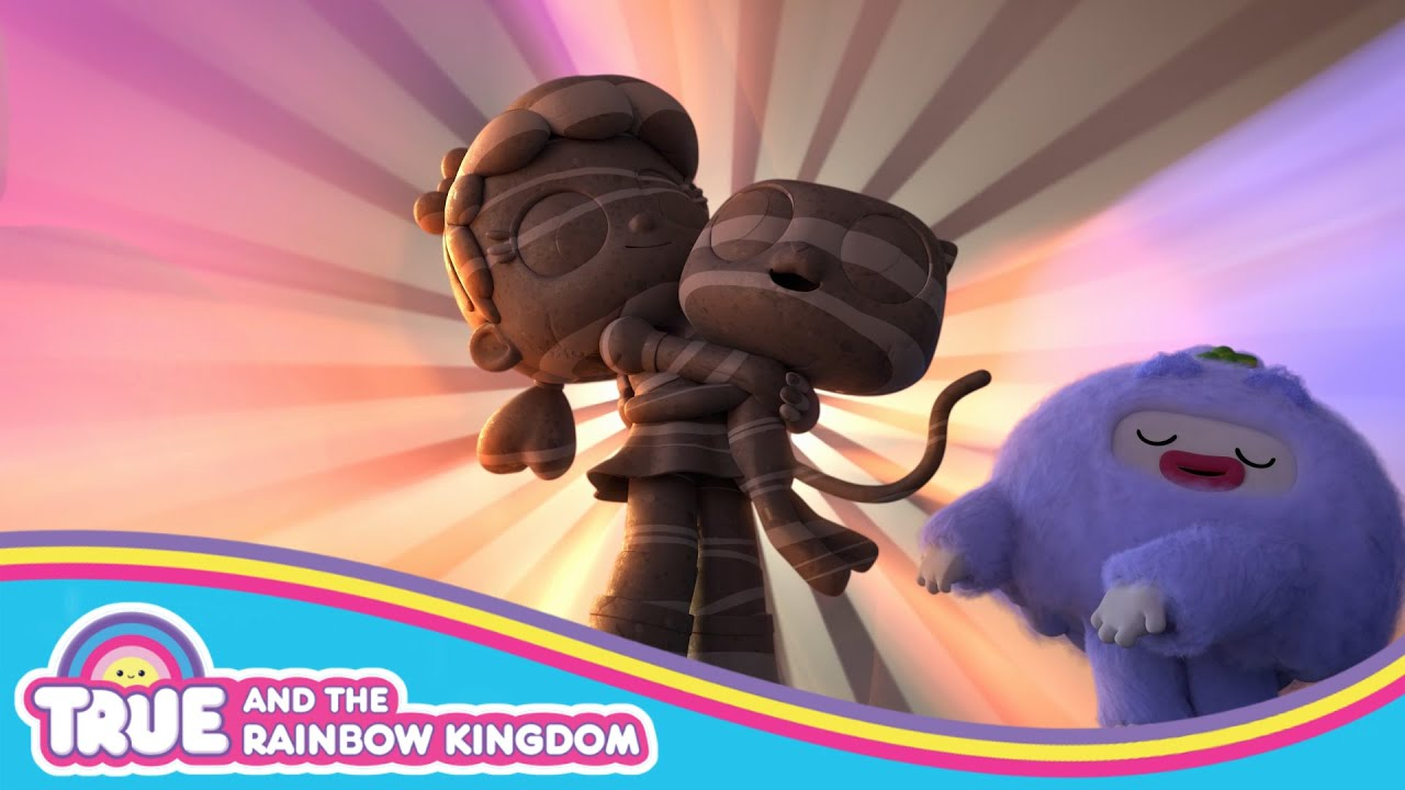 Download Uncle Bartleby's Rock Sculpture Class    True and the Rainbow Kingdom Season 3 Episode Clip