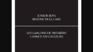 Junior Boys - Parallel lines