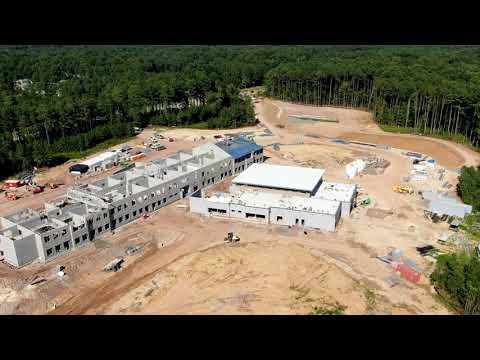Lyons Farm Elementary School August 2021