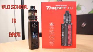 Vaporesso Target 80 Fขll Kit Review
