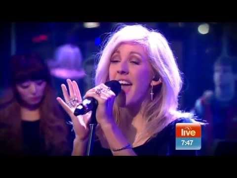 Ellie Goulding - Burn (Live on Sunrise)