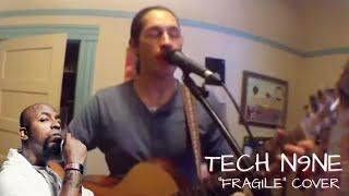 """Tech N9ne """"Fragile"""" Cover"""
