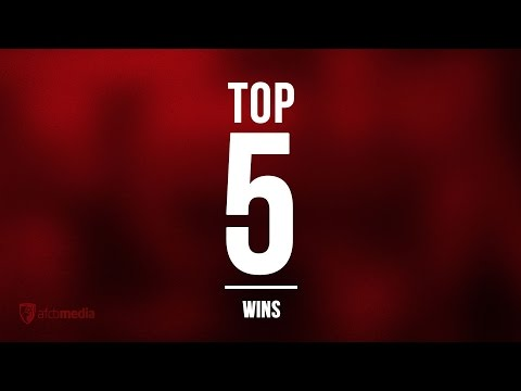 Top 5 | The best wins from AFC Bournemouth's 2015/16 season