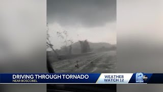 2 Tornadoes touch down in Wisconsin