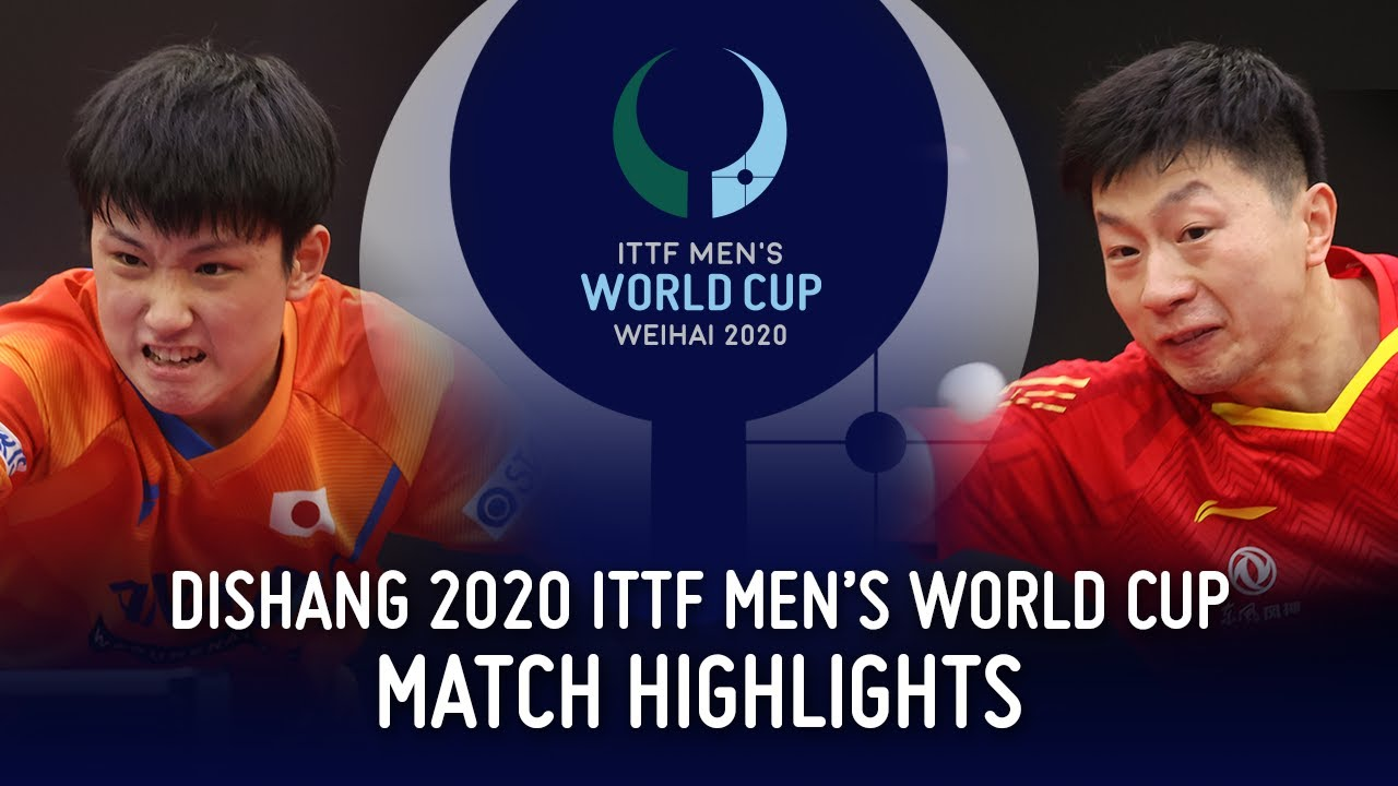 Download Ma Long vs Tomokazu Harimoto | 2020 ITTF Men's World Cup Highlights (1/2)