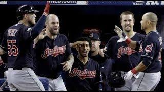Indios Cleveland igualaron marca de los Cachorros de Chicago