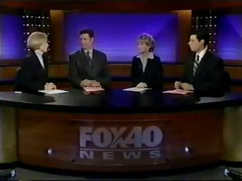 KTXL 10pm News, January 2004