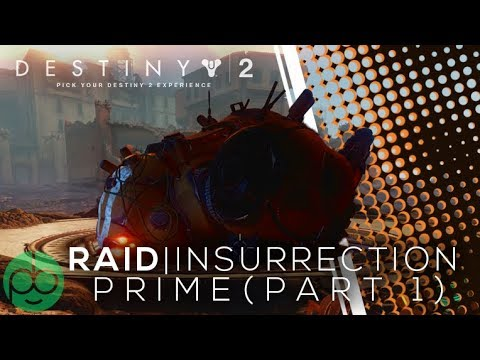 Destiny 2 Black Armory: Insurrection Prime Part 1 (The Scourge Of The Past) thumbnail