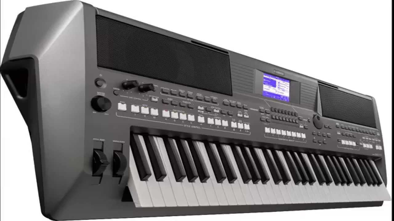 Yamaha psr s670 product review 2015 youtube for Yamaha professional keyboard price