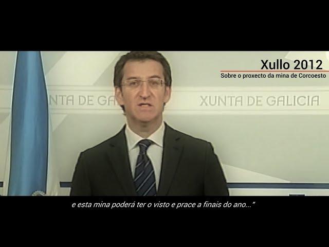 O PP quere converter Galiza nunha mina