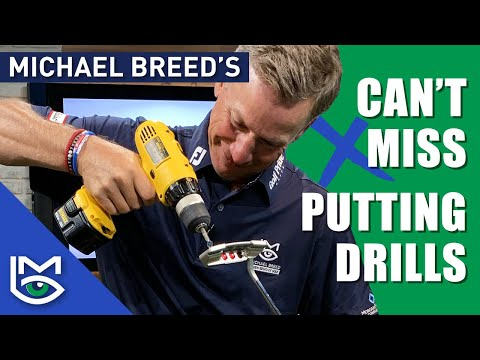 Make More Putts with Michael Breed's 3 Can't Miss Putting Drills