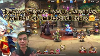 Review Fantasy League Gameplay screenshot 1