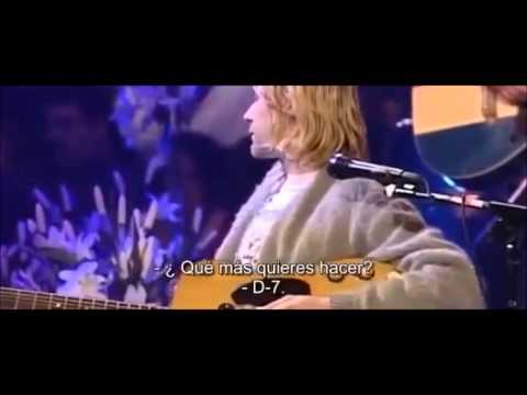 Nirvana Funny Moments Unplugged (Sub. Español)