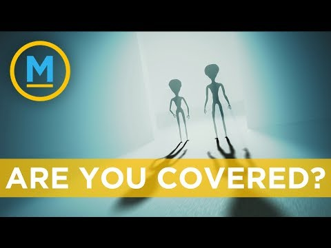 Alien abduction insurance is a thing and its more popular than you think | Your Morning