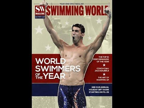Swimming World Live Stream - CeraVe Sunday Finals Session