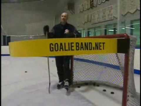 Hockey Goalieband Hockey Goalie Drills Hockey Training Aid