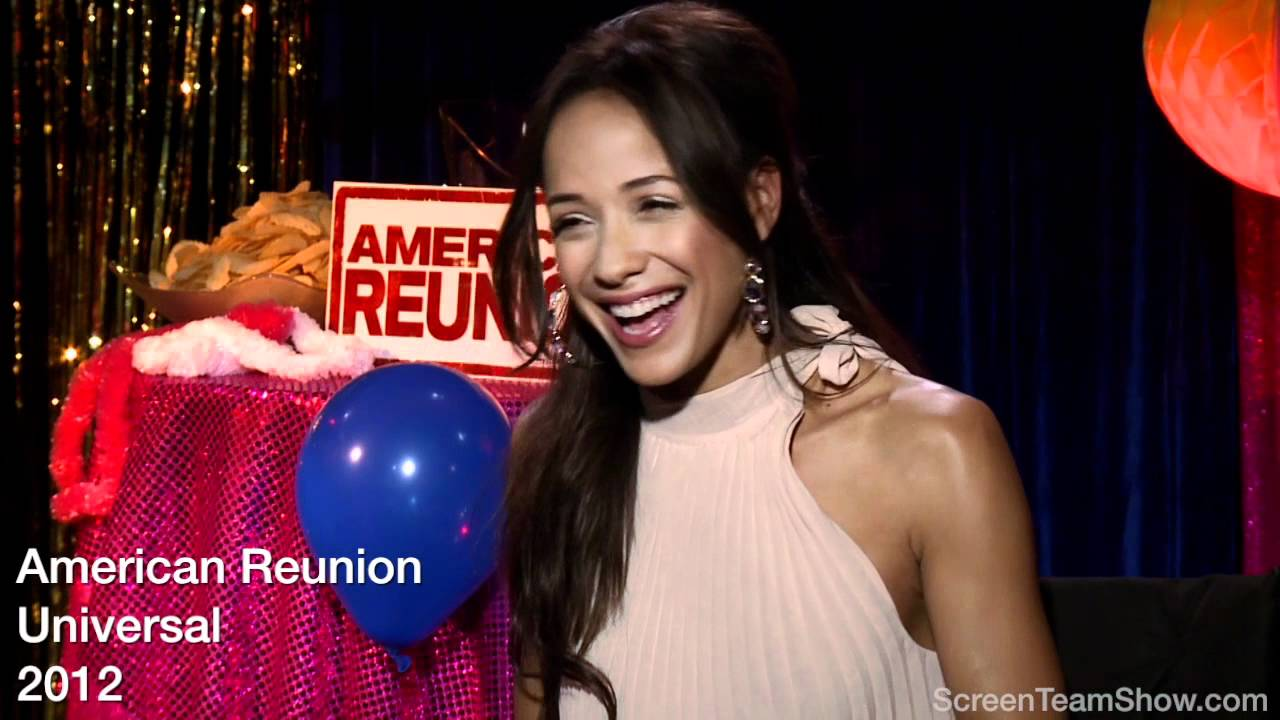 Dania Ramirez HD Interview - American Reunion - YouTube