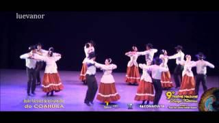 Monclova 1900 [9° Festival Nacional de Danza Folklórica]
