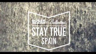 Boiler Room & Ballantine