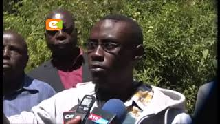 Mvulana azama mtoni huko Molo na kupoteza maisha