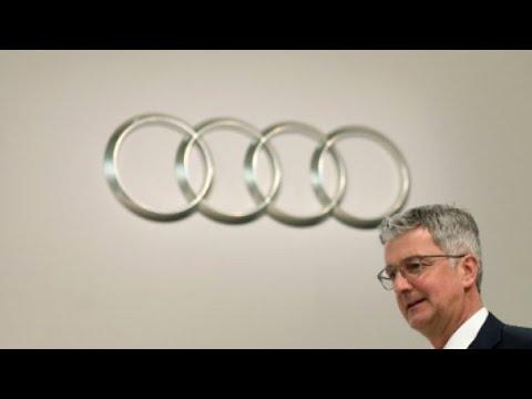-المحركات المغشوشة- تتسبب باعتقال رئيس مجلس إدارة شركة -أودي- للسيارات  - نشر قبل 16 ساعة