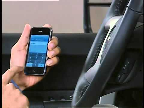 2011 GMC Sierra HD Truck How to Sync Bluetooth Phoneflv