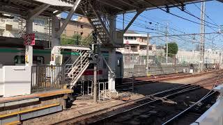 東急5000系 鷺沼 発車