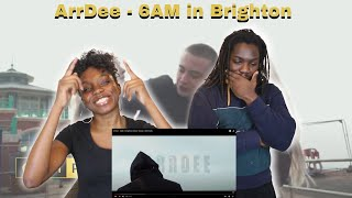ArrDee - 6AM in Brighton [Music Video] | GRM Daily - REACTION
