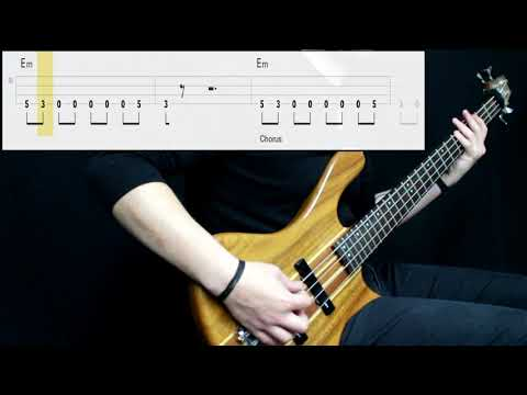 rammstein---du-hast-(bass-only)-(play-along-tabs-in-video)
