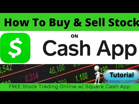 How To Buy And Sell Stock Using Cash App